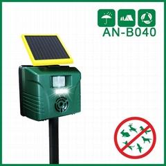 太阳能动物驱赶器