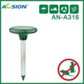 Aosion 聲波太陽能驅鼠器 1