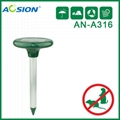 Aosion Sonic Solar Mole Repeller  rodent