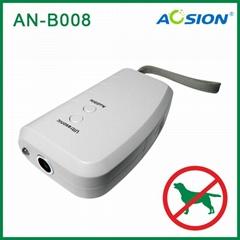 Portable ultrasonic dog repeller with alarm keep dog away