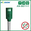 Aosion Outdoor Motion detection Ultrasonic Bird Repeller pigeon control