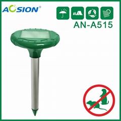 Aosion 变频带电池门太阳能驱鼠器
