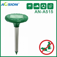 Aosion Frequency coversion solar mole/vole/gopher repellent