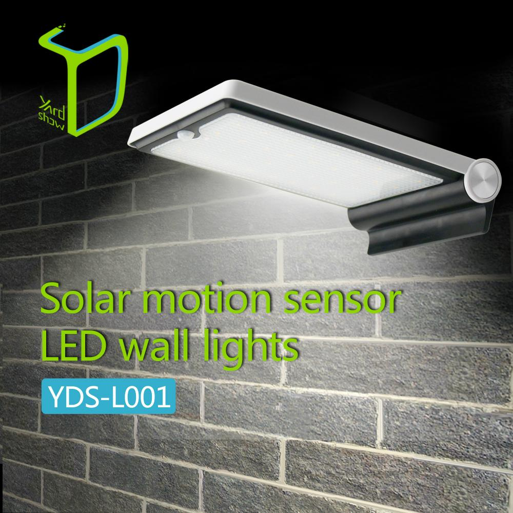 Yardshow New Designed Solar Led Garden Light Outdoor