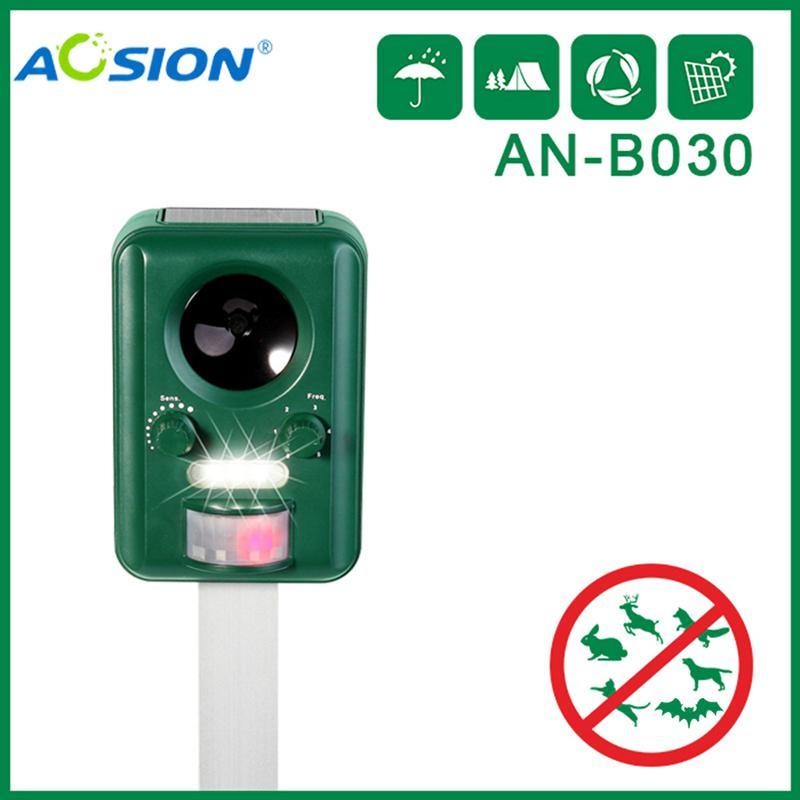 Solar Multifunctional Animal Repellent 1