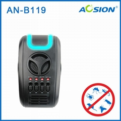 Aosion electromagetic anion ultrasonic multifunction pest repellent for bug fly