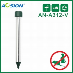 Aosion Mole repeller with motor-vibrating