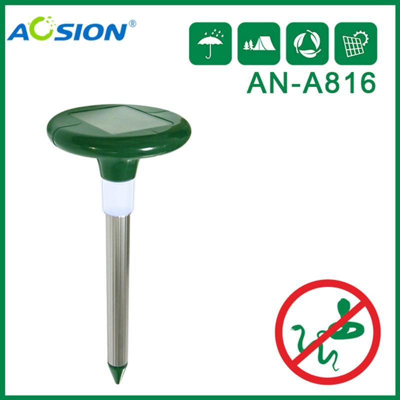 Aosion 太阳能带灯驱蛇器 1