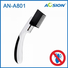 Aosion 2019 new patent high efficient  dog cat  lice nit comb