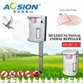 Aosion Indoor Outdoor Plug& Battery