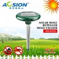 太阳能超声波驱虫器