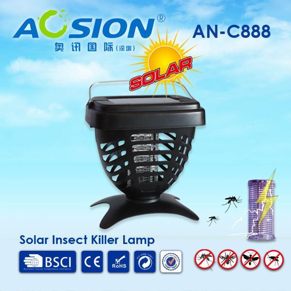 2018 New Solar Mosquito Killer