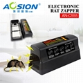 High efficiency electronic rodenticide
