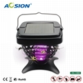 Aosion Appearance Patent Designed High Efficiency Solar electric mosquito repellent/electronic mosquito trap  AN-C888