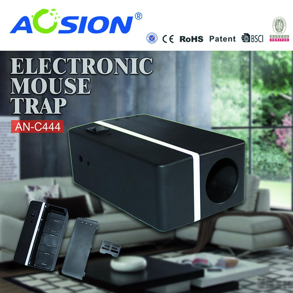 Aosion Positive Feedback High Quality Electronic Rat Mice Mouse Trap Rodent