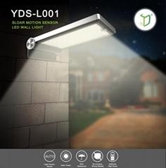 led太陽能花園燈