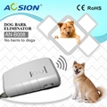 2018 Portable ultrasonic dog repeller and training dog