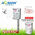 Multifunction animal repeller repelle