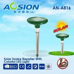 LED灯太阳能驱蛇器