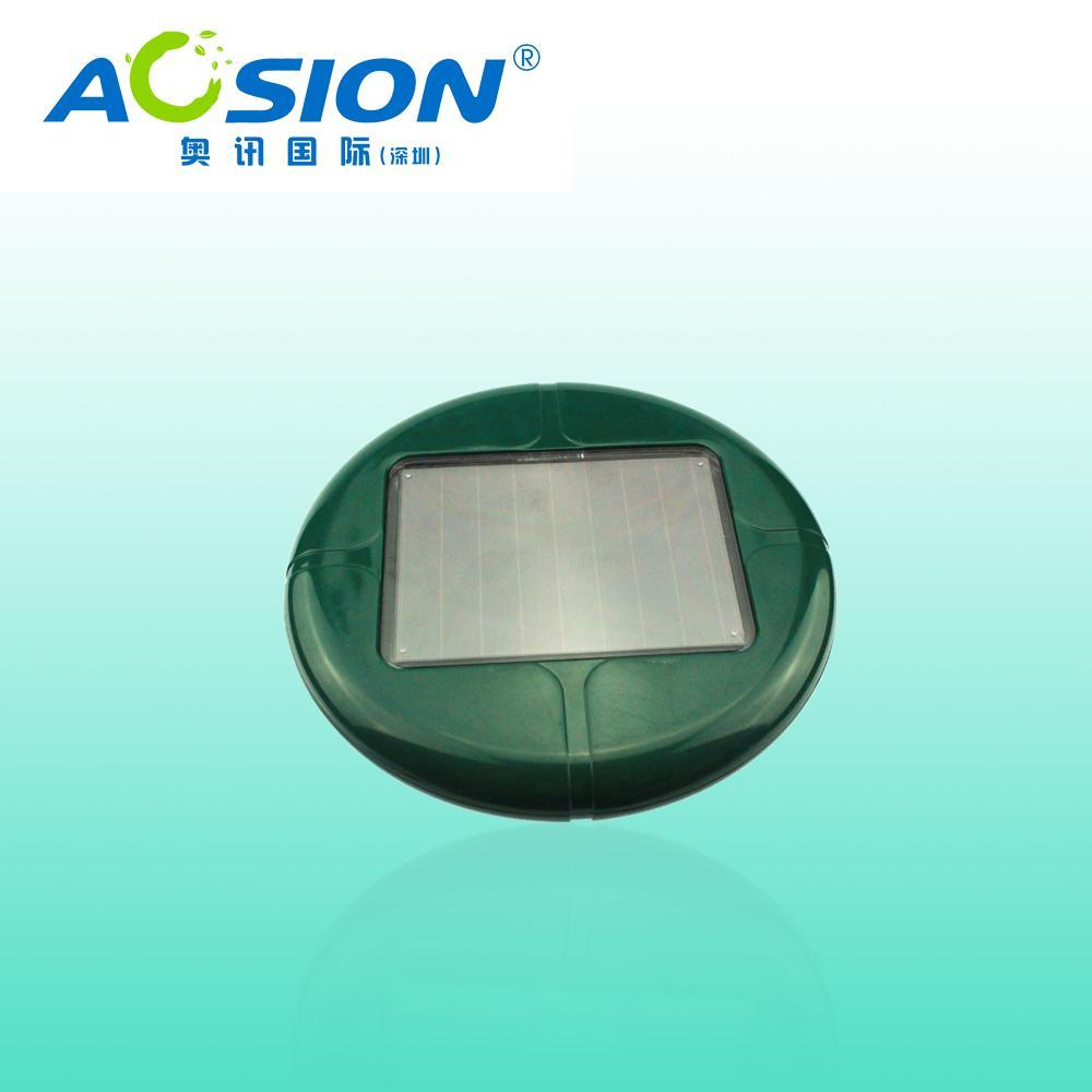 LED灯太阳能驱蛇器 3