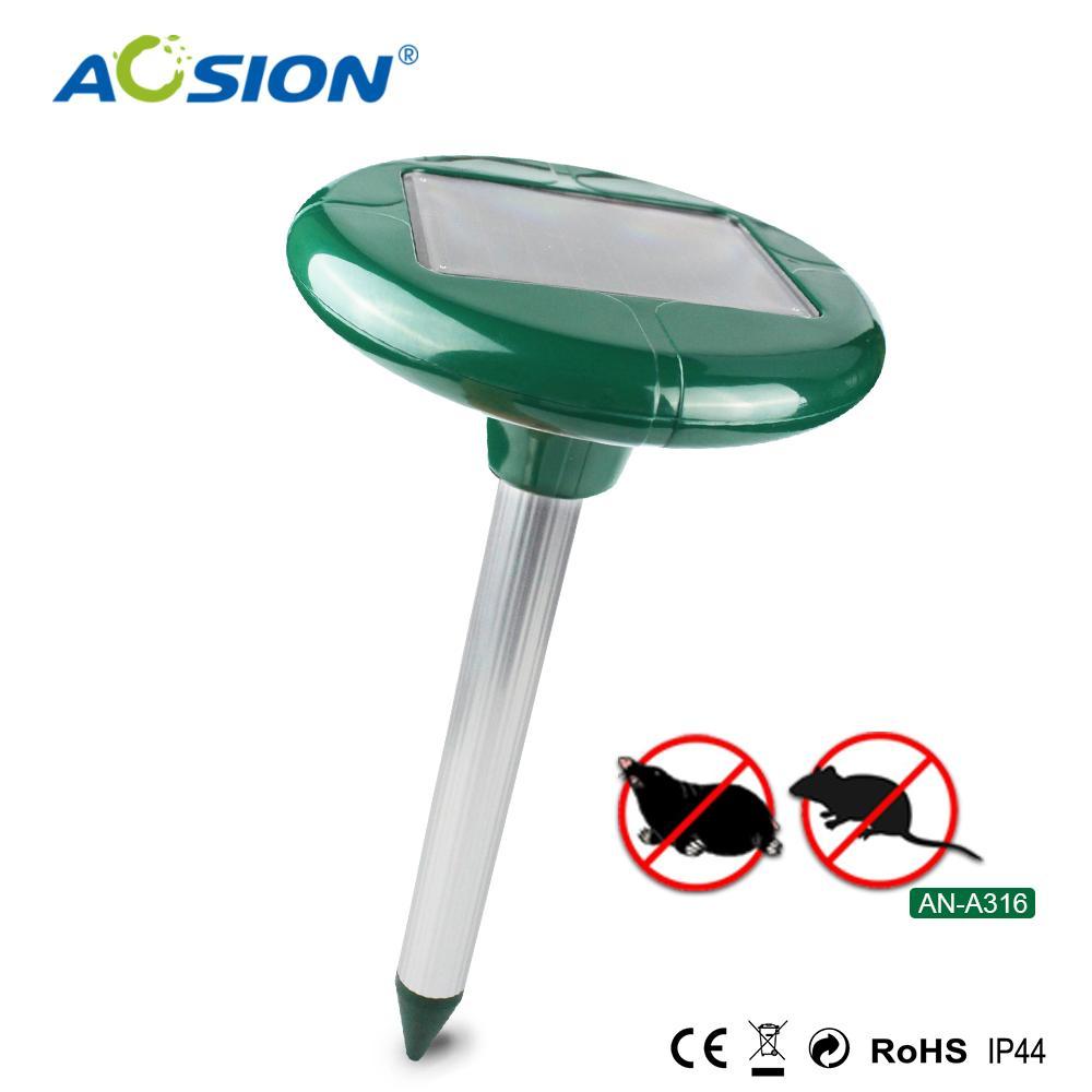 声波太阳能驱鼠器 1