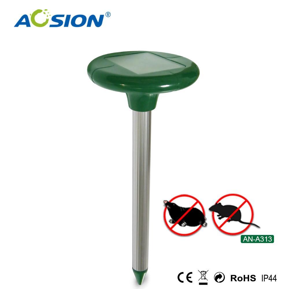 Solar Mole Repeller/vole gopher chaser(long tube) 1