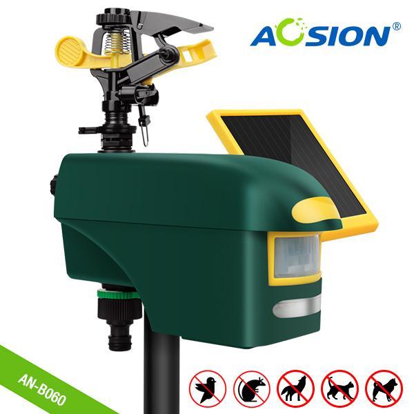 Smart Home Multifunctional Sprinkler PIR sensor outdoor deer birds dog repeller 1