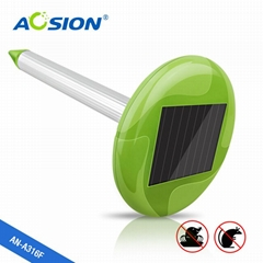 Aosion fantastic outdoor rodents solar mole repeller