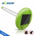 太阳能带花园灯驱鼠器