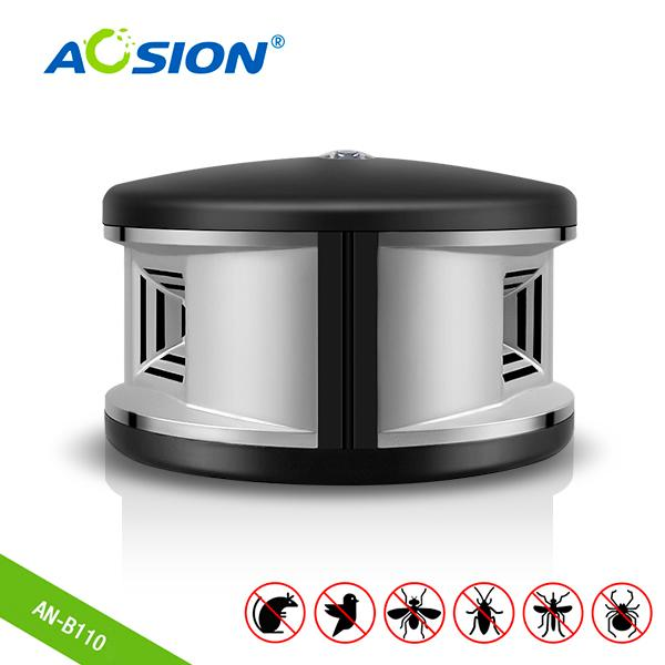 Aosion 360 degree ultrasonic insect& pest repeller  1