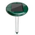 Aosion outdoor garden solar moles repeller with battery cassette 4