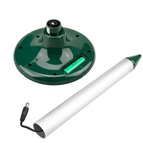 太能阳驱鼠器带干电池 6
