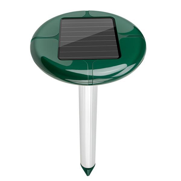 太陽能超聲波驅虫器 4