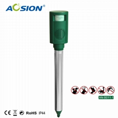 Aosion Automatic Ultrasonic Frequency Conversion garden animal repellent