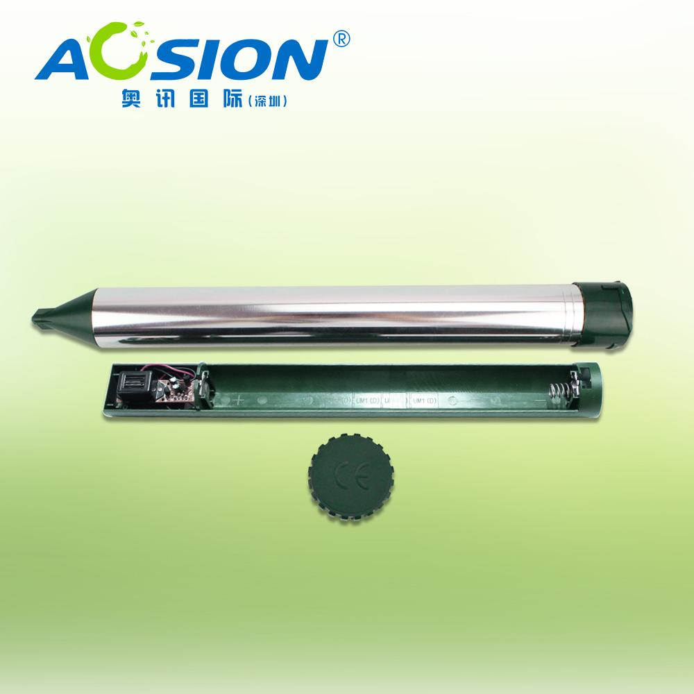 AOSION Wonderful mole repeller with motor vibrating 6