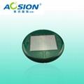 LED七彩灯太阳能驱蛇器 4