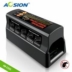 奥讯电子灭鼠器高压电灭鼠