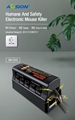 High Quality Electronic rodent killing cage for rat mice Mouse rodent trap 2