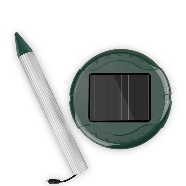 奧訊庭院用變頻帶電池太陽能驅鼠器 2