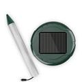 奥讯庭院用变频带电池太阳能驱鼠器 2
