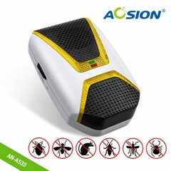 Aosion Multi-functional Electronic Pest Repeller (Hot Product - 1*)