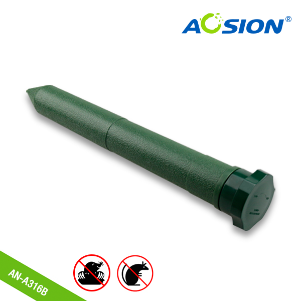 Aosion Plastic tube battery operated snake repeller 3