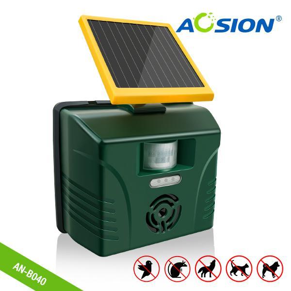 Aosion 多功能太阳能动物驱赶器 1