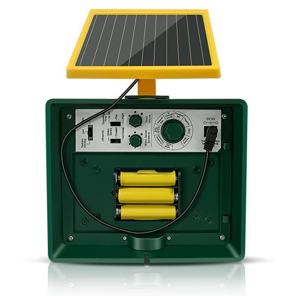 Aosion 多功能太阳能动物驱赶器 3