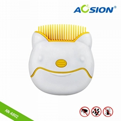 Aosion new designed electric lice comb for cat dog pets