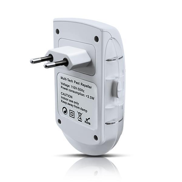 多功能超声磁能害虫驱赶器 3