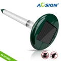 Aosion Solar Powered Mole Repeller Repel