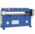 Precious hydraulic automatic balancing notching press  1