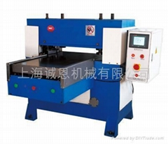 PRECISE FOUR-COLUMN HYDRAULIC DIE CUTTING MACHINE