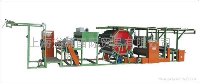 YM-001型 胶点转移复合机
